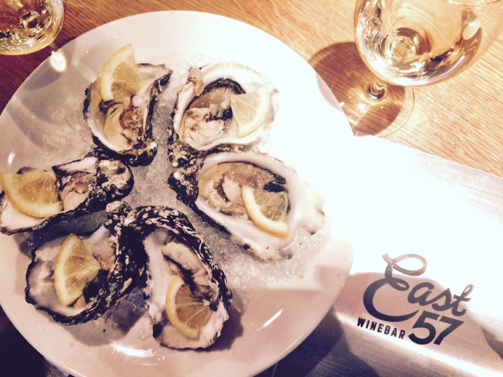 East57 Oesters