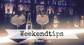 Het is weekend!!