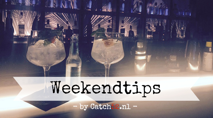 Weekendtips Catch52 Amsterdam