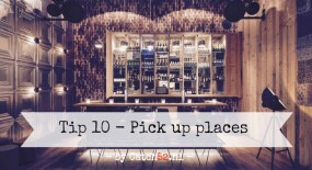 Tip 10 – Pick Up Places (voor Valentijn)