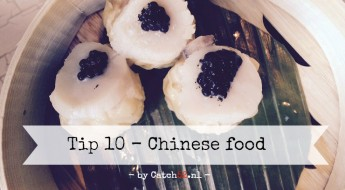 Tip 10 chinees in Amsterdam