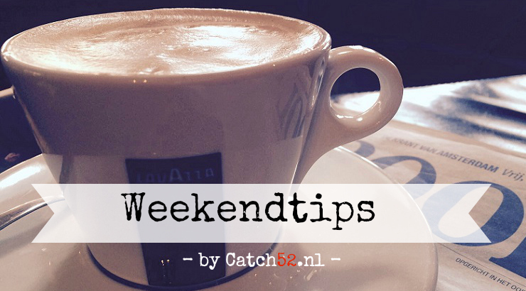 Weekendtips koffie Amsterdam (Facebook + website)