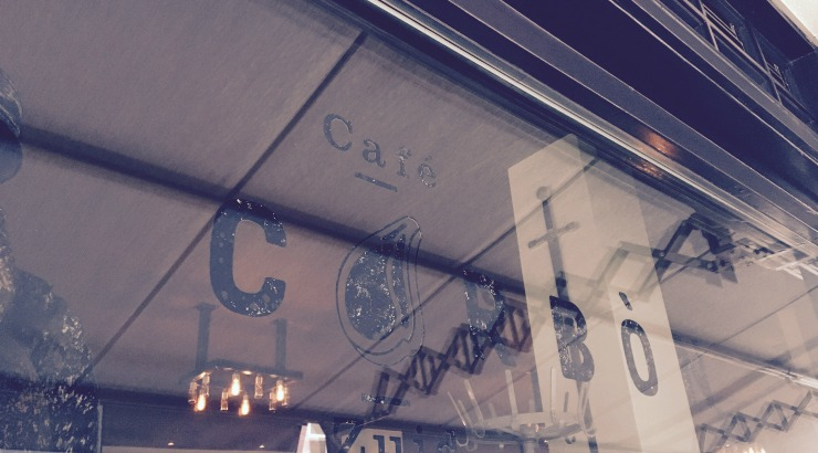 Cafe Carbon Zuid Amsterdam