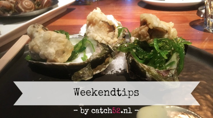 Weekend Amsterdam oesters restaurant