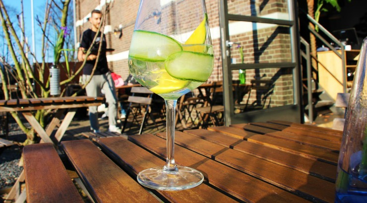 Mossel & Gin Amsterdam restaurant