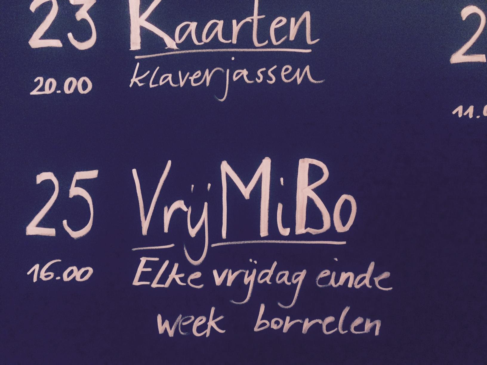 Cafe de Bieb Amsterdam VrijMiBo
