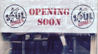 Catch52 Soul Burger Amsterdam opening soon