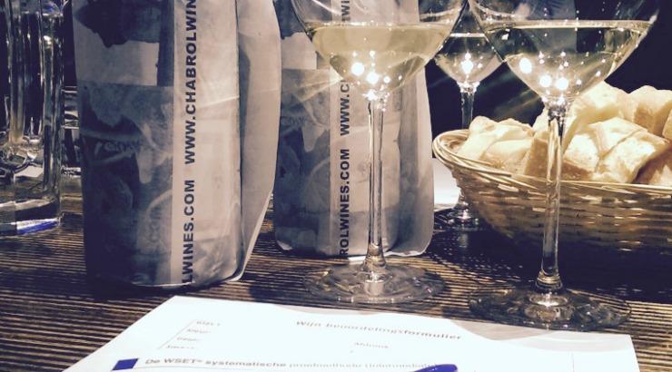 Chabrol wijn proeverij