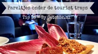Tourist traps Catch52 Amsterdam