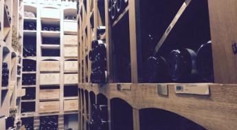 Hoodstad Brasserie Hotel de L'Europe Amsterdam Catch52 wijnkelder