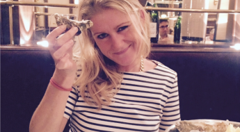 Marianne Aalders Amsterdam Catch52 oesters