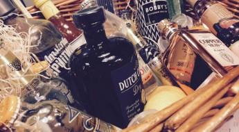 Sterk Amsterdam gin tonic