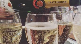 Advocaatje Amsterdam champagne