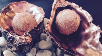 Restaurant Senses Amsterdam oester