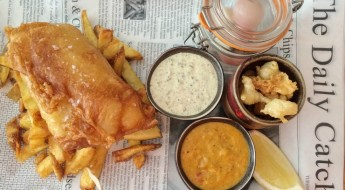 The Chippy Amsterdam fish & chips