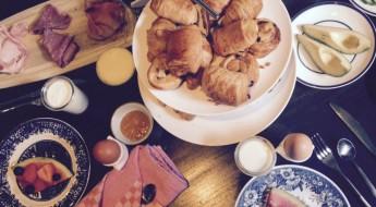 Vondelpark3 Amsterdam ontbijt