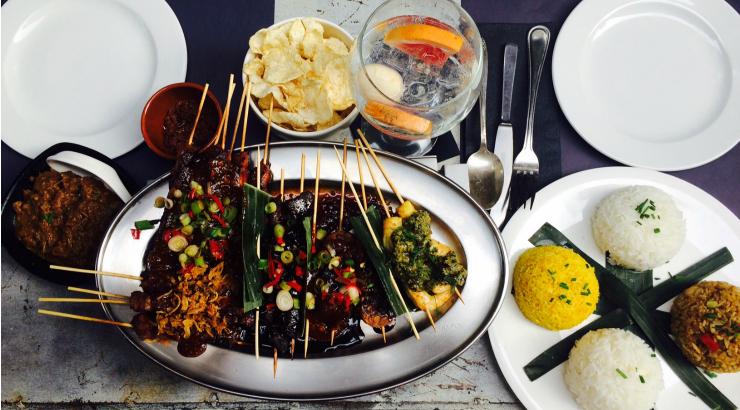 indonesisch eten sateclub wunderbar