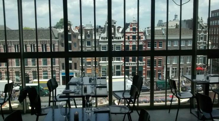 BAUT Dreesmann restaurant Amsterdam