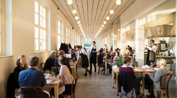 De Scheepskameel restaurant Amsterdam