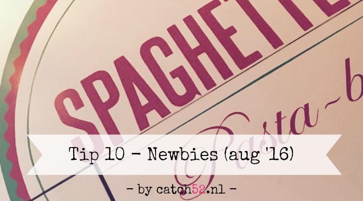 Tip 10 newbies augustus Spaghetteria Amsterdam