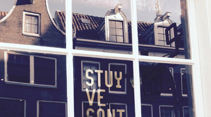 Wijnlokaal Stuyvesant Amsterdam