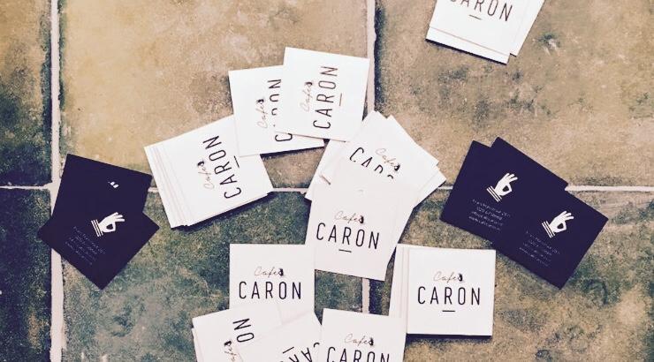Cafe Caron restaurant Amsterdam
