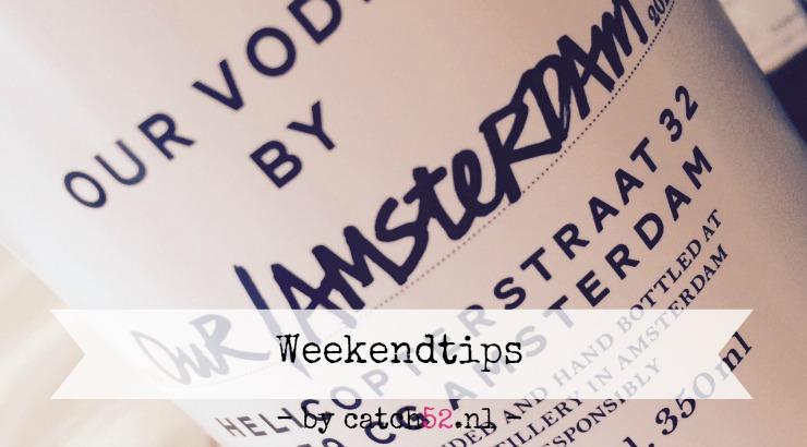 Weekendtips vodka Our Amsterdam