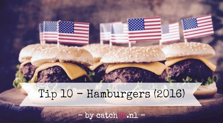 Tip 10 hamburger restaurant Amsterdam