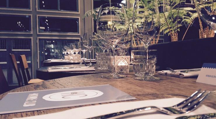 Kanarie Club Amsterdam restaurant