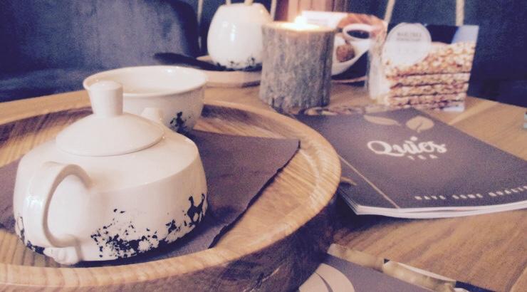 Tearoom Quies thee Amsterdam