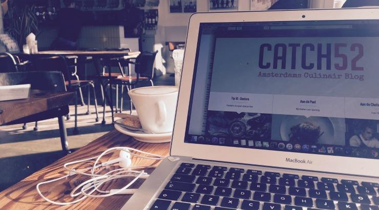 Piet de Gruyter Amsterdam restaurant koffie
