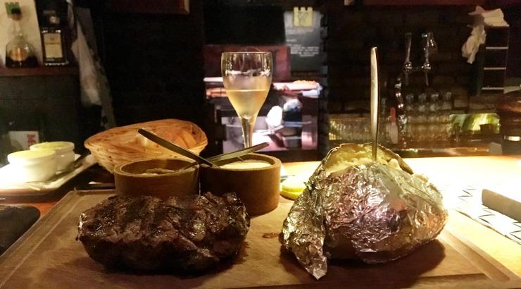 Castell barbeque grill restaurant Amsterdam