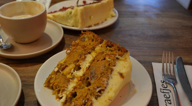 Catch52 De Drie Graefjes carrot cake