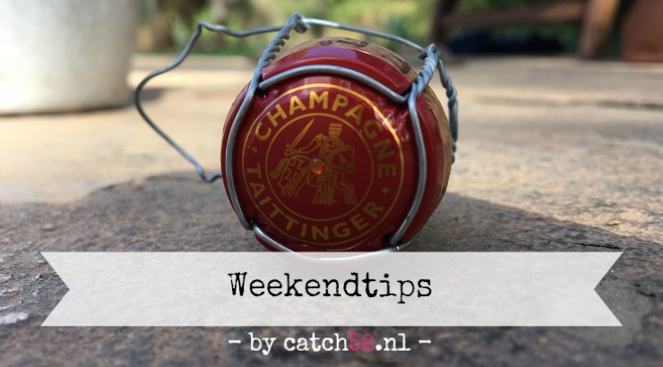 Weekend Amsterdam champagne Taittinger