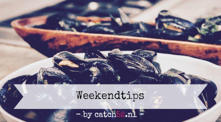 Weekend mosselen Visbar Beet Amsterdam