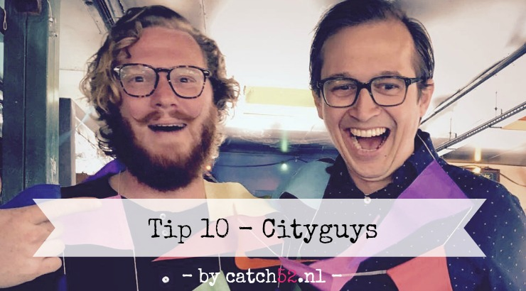 Tip 10 Cityguys Amsterdam hotspot
