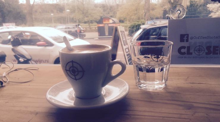 Coffee Shots Amsterdam koffie
