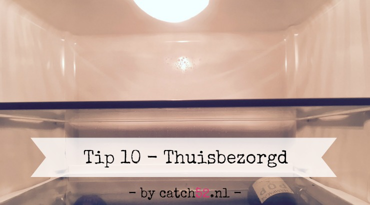 Tip 10 thuisbezorgd bezorgen Amsterdam