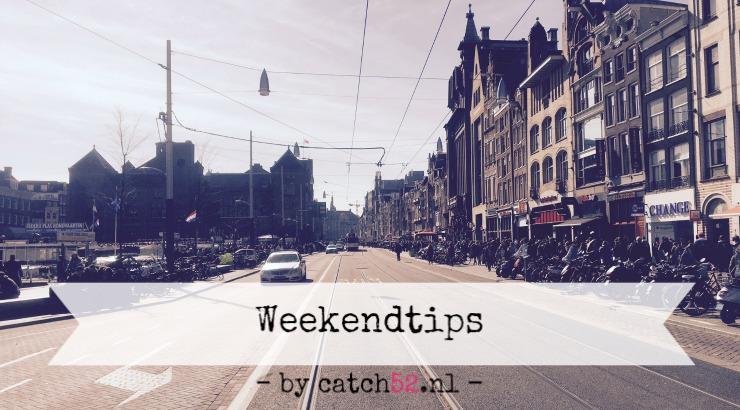 Weekend Amsterdam restaurant april 2017