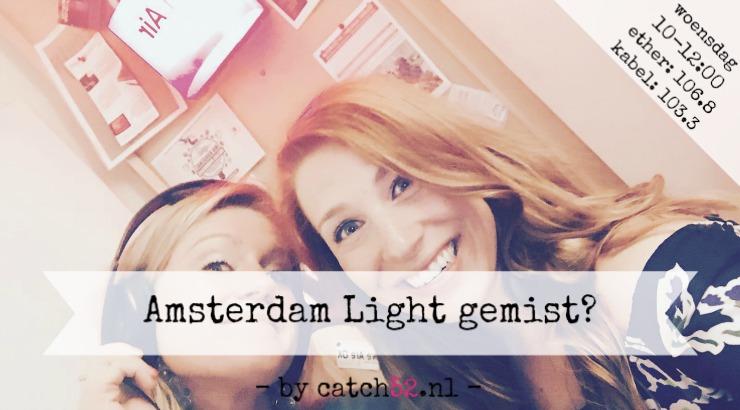 Amsterdam Light, radio, Amsterdam, Marianne Aalders