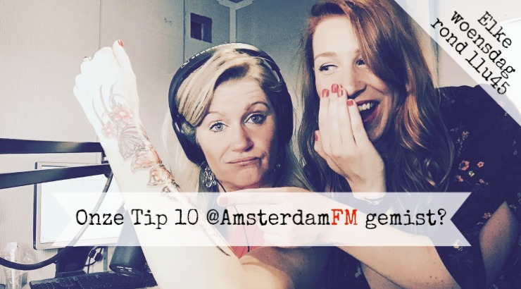 Tip 10 AMsterdamFM Amsterdam Light Marianne Aalders