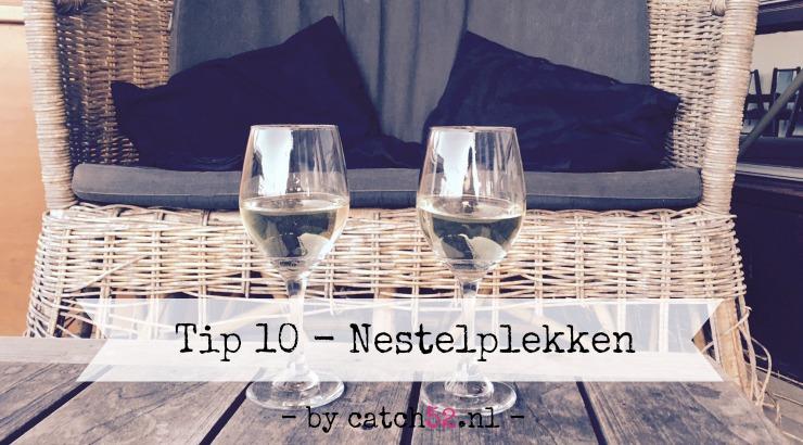 Tip 10 nestelplekken Amsterdam restaurant terras