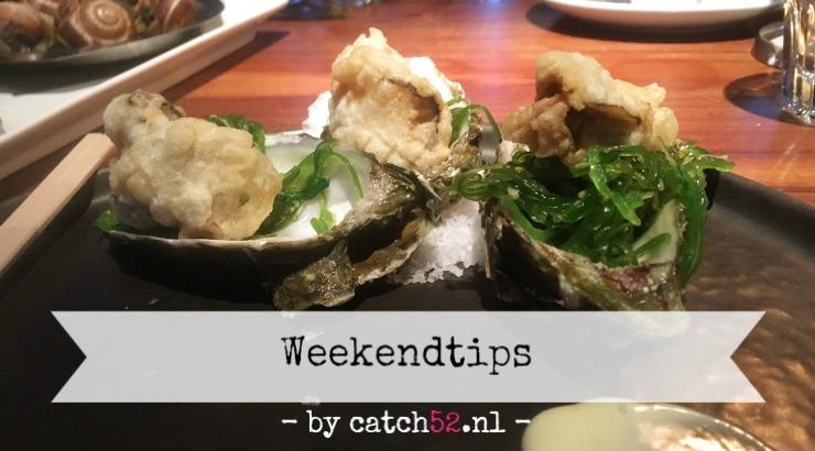 Weekend Amsterdam oesters restaurant