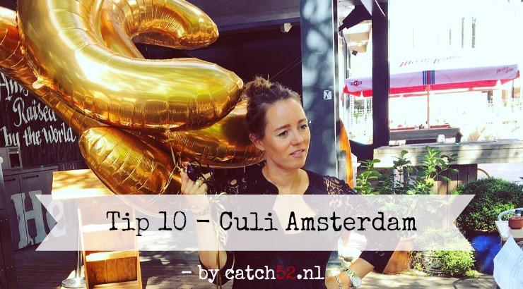 Lotte Jansen Culi Amsterdam blog restaurant
