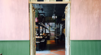 Escobar Amsterdam restaurant De Pijp tapas