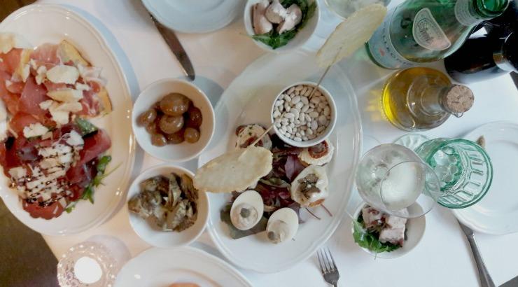 Ferrili's at the College Amsterdam restaurant