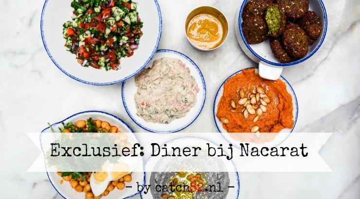 Ron Blaauw restaurant Nacarat Amsterdam