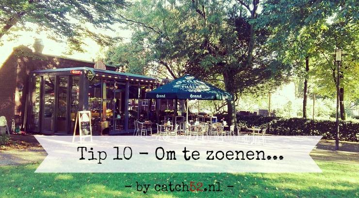 Tip 10 zoenen Amsterdam romantiek