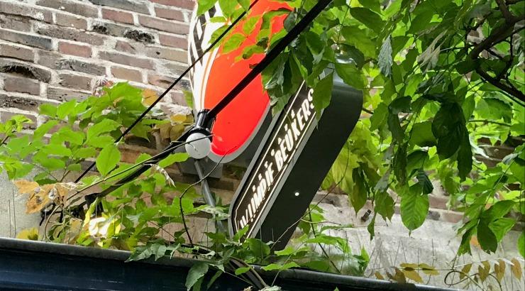 Eetcafe Wijmpje Beukers Amsterdam De Pijp restaurant
