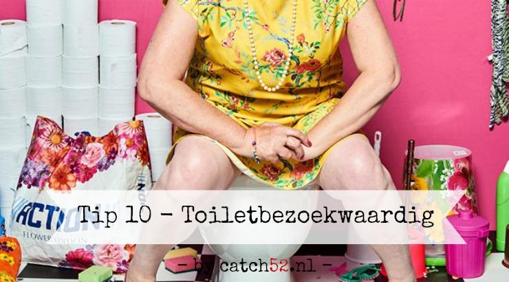 Tip 10 BarBaarsch restaurant toilet Amsterdam